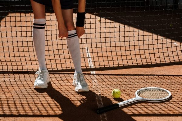 Tennis inspired looks for the French Open 2021